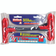 Eklind 53168 8 Piece T Thadl Hex Key Set