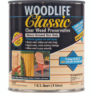 WoodLife 00902 Woodlife Classic Clear Wood Preservative Quart