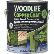 WoodLife 1901A Woodlife Copper Coat Green Wood Preservative Gallon