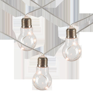Gerson 93043 Light Bulb Edison 10Ct 30 Micro