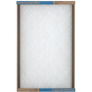 AAF Flanders 125251 Fiberglass Air Filter 25 Inch By 25 Inch By 1 Inch