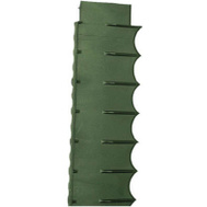 Easy Gardener 8748 Emerald Edge 4 Inch By 4 Foot Landscape Edging