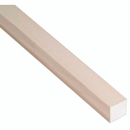 Waddell 8306UB Dowel Hardwood Square 3/8X36in