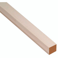 Waddell 8308UB Dowel Hardwood Square 1/2X36in