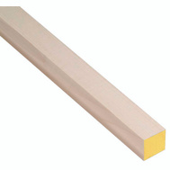 Waddell 8310UB Dowel Hardwood Square 5/8X36in