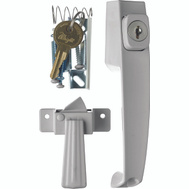 Hampton Wright VK333X3 Aluminum Storm Screen Door Latch