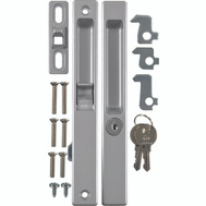 Hampton Wright VK1195 Aluminum Flush Mount Patio Door Lockset