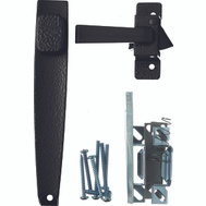 Hampton Wright V398BL Black Storm / Screen Door Latch