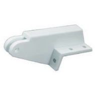 Hampton Wright FJBWH Lanai White Replacement Jamb Bracket