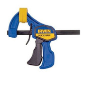 Irwin 1964742/546 Quick Grip Mini Bar Clamp With 6 Inch Jaw Opening Capacity