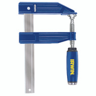 Irwin 223224 24 Inch Capacity 4-7/8 Inch Deep Throat Bar Clamp