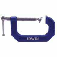 Irwin 225105 Quick Grip Clamp C Metal 3-1/4X5in