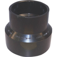 Genova 80121 2 By 1-1/2 Abs Reducing Coupling