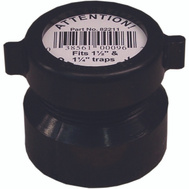 Genova 82211 1-1/2 By 1-1/4 Abs Female Trap Adapter