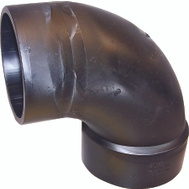 Genova 82916 1-1/2 Inch Abs 90 Degree Street Elbow