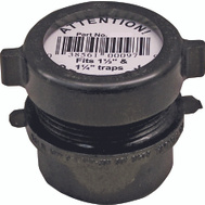 Genova 82315 1-1/2 By 1-1/2 Abs Trap Adapter