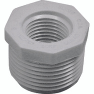 Genova 34315 1 By 1/2 Inch PVC Reducing Bushing MIP X FIP