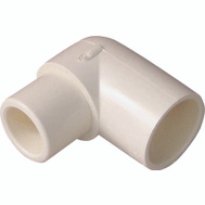 Charlotte Pipe 50775 3/4 By 1/2 90 Degree Reducing Elbow