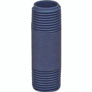 Lasco Fittings 384060D 3/4 By 6 Inch Inch Schedule 80 PVC Nipple