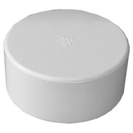 Genova S40153 3 Inch Styrene Sewer And Drain Cap
