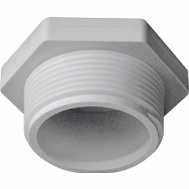 Genova 31815 1-1/2 Inch PVC Male Threaded Plug