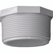Genova 31820 2 Inch PVC Male Threaded Plug