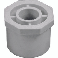Genova 30255 1-1/2 By 1/2 Inch PVC Reducing Bushings Spigot X Slip