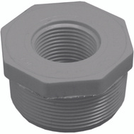 Genova 34355 1-1/2 By 1/2 Inch PVC Reducing Bushing MIP X FIP