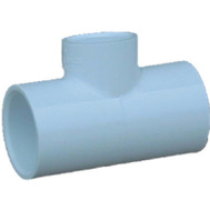 Charlotte Pipe 31479 1-1/2 By 1-1/2 By 3/4 Inch PVC Reducing Female Tee Slip X Slip X FIP