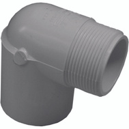 Genova 32707 3/4 Inch PVC 90 Degree Street Elbow