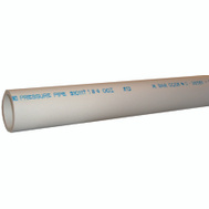 Genova 3101072 1 By 24 Inch Schedule 40 White PVC Pipe