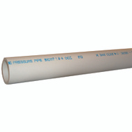 Genova 3101172 1-1/4 By 24 Inch Schedule 40 White PVC Pipe