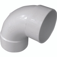 Genova 42860 6 Inch Pvc S And D Sanitary Elbow Hub