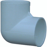 Charlotte Pipe 30705CP 1/2 Inch PVC 90 Degree Elbow Slip X Slip Bag Of 10