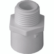 Charlotte Pipe 30405CP 1/2 Inch PVC Male Adapter Slip X FIP Pack Of 10