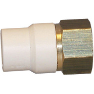 Nibco 57905Z 1/2 Inch Cpvc Trans Adapter