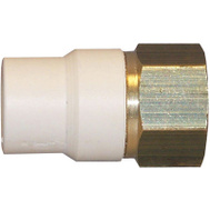 Nibco 57907Z 3/4 Inch Cpvc Trans Adapter
