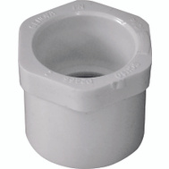 Genova 30217 1 By 3/4 Inch PVC Reducing Bushings Spigot X Slip