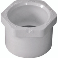 Genova 30240 1-1/4 By 1 Inch PVC Reducing Bushings Spigot X Slip