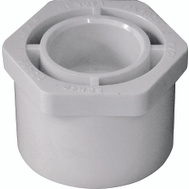 Genova 30257 1-1/2 By 3/4 Inch PVC Reducing Bushings Spigot X Slip