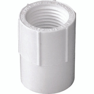 Genova 30305 1/2 Inch PVC Female Adapter Slip X FIP