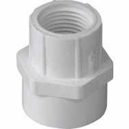 Genova 30375 3/4 By 1/2 Inch Reducing Female Adapter Slip X FIP