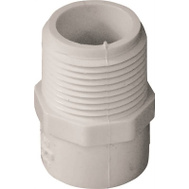 Genova 30457 1/2 By 3/4 Inch Reducing Male Adapter Slip X MIP