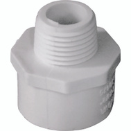 Genova 30475 3/4 By 1/2 Inch Reducing Male Adapter Slip X MIP