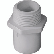 Genova 30476 3/4 By 1 Inch Reducing Male Adapter Slip X MIP