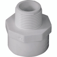 Genova 30477 1 By 3/4 Inch Reducing Male Adapter Slip X MIP