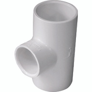 Genova 31477 1 By 1 By 3/4 Inch PVC Reducing Tee Slip