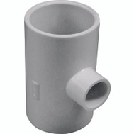 Genova 31493 1-1/2 By 1-1/2 By 1/2 PVC Reducing Tee Slip