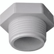 Genova 31810 1 Inch PVC Male Threaded Plug