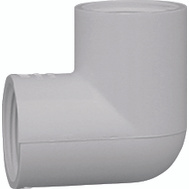 Genova 33705 1/2 Inch PVC 90 Degree Female Threaded Elbow